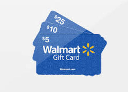 $10 Walmart **GIN for 2 $10 Cards** or 1 $20 Card!!!