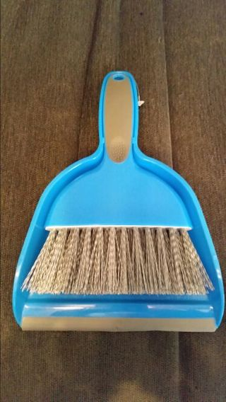 Cute Mini Dust Pan and Brush