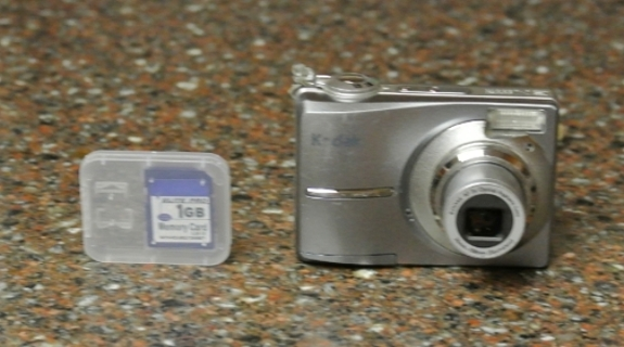 Kodak Easyshare C813 8.2 MP Digital Camera with 3x Optical Zoom - FREE SHIPPING