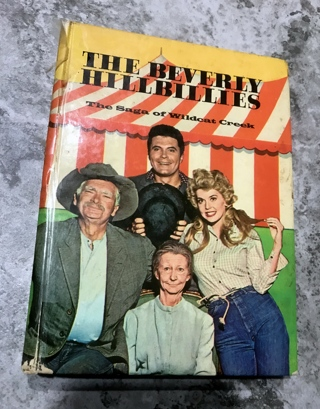 1963 Beverly Hillbillies Hardback Book