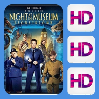 Night at the Museum: Secret of the Tomb PG 2014 ‧ ( HD DIGITAL CODE) - GP, ITUNES , MA -