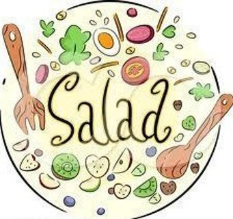 ~~OLD WITCH SALAD --- FREE SHIPPING~~