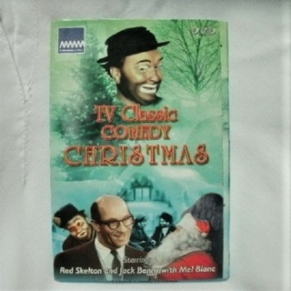TV Classic Comedy Christmas DVD Red Skelton, Jack Benny, Mel Blanc