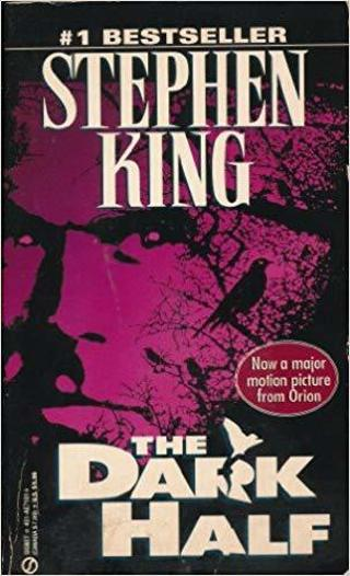 DARK HALF by Stephen King (BEFORE YOU BID PLEASE ASK HOW MUCH SHIPPING COSTS TO YOUR LOCATION)