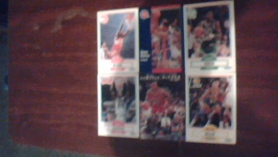 NBA Star Cards