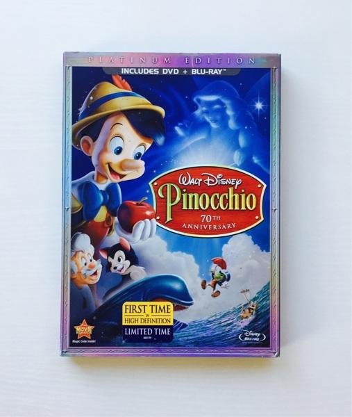 Free: ★‼️Disney Pinocchio - 70th Anniversary Platinum ...  Pinocchio 70th Anniversary Edition Dvd