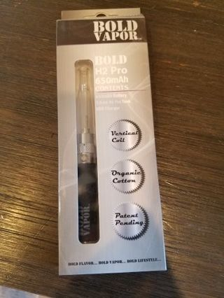 Bold H2 Pro 650mAh Vape Pen