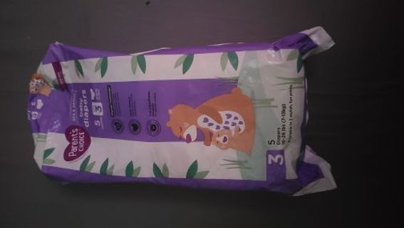 Parents choice diapers