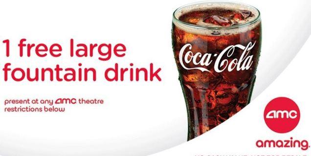 AMC Large Drink