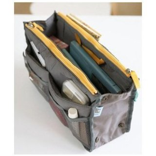 Organizer tote for make up or purse -tools- toys