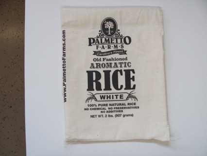 Cloth Rice Bag