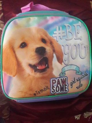 Backpack / lunch pail Free shipping