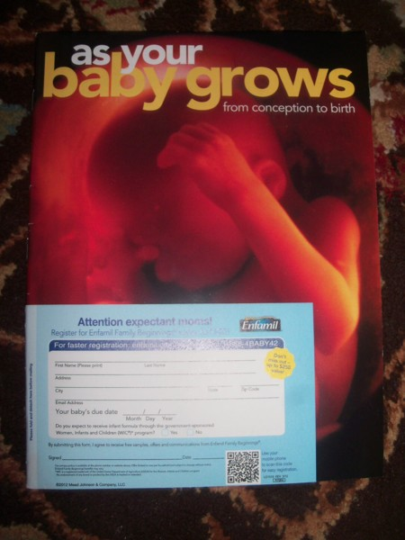 Free As Your Baby Grows From Conception To Birth