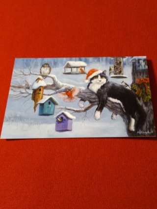 Christmas Card - Delight