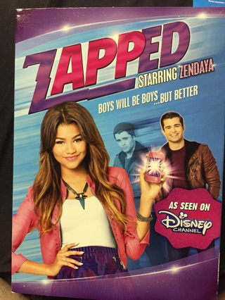 ZAPPED - STARRING ZENDAYA