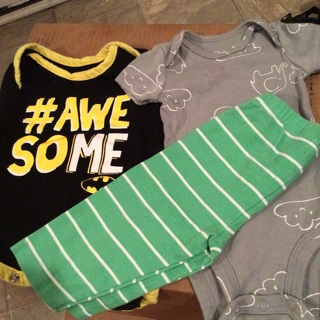 Baby T-shirt's and pants