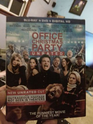 Office Christmas party hd digital copy