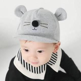 Cute Toddler Kids Baby Girl Boy Visor Baseball Cat Little Ear Cap Warm Hat