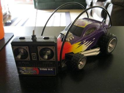 Free Tyco Rc Hot Rocker Car Cars Trains Listiacom Auctions