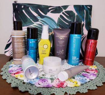 Huge 10pc High-End All About Hair Gift Set!