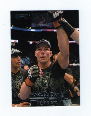 UFC Marcus Davis Card