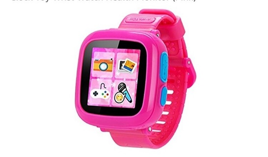 Game Smart Watch for Kids Children Boys / Girls with Camera 1.5'' ...
