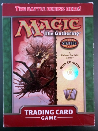 magic the gathering rom