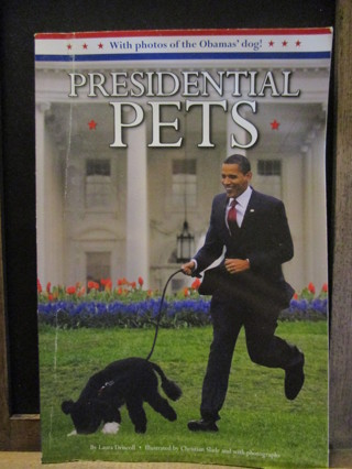 Presidential Pets - Paperback Book