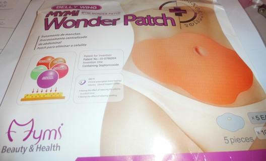 Mymi Wonder Patch Quick Slimming