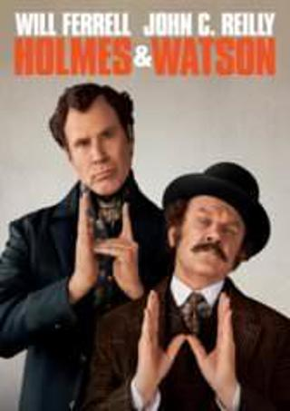 Holmes and Watson InstaWatch