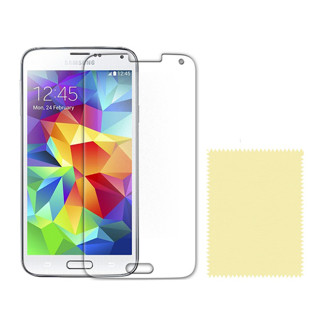 1 NEW Samsung GALAXY s5 Phone HD Screen Protector + FREE GIFT~FACTORY SEALED !1