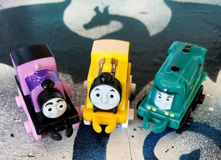 3 Thomas and Friends Minis!!! ~~GET IT NOW!!~~