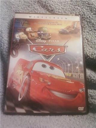 Disney * Pixar's CARS dvd