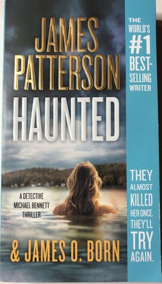 ☆Haunted (Michael Bennett), James Patterson -Paperback