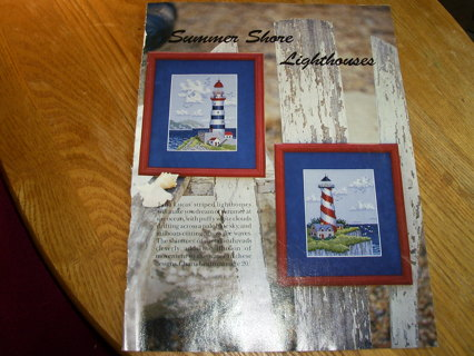 Counted Cross-Stitch Lighthouse Patterns