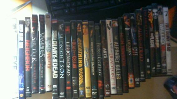 26 Horror DVD