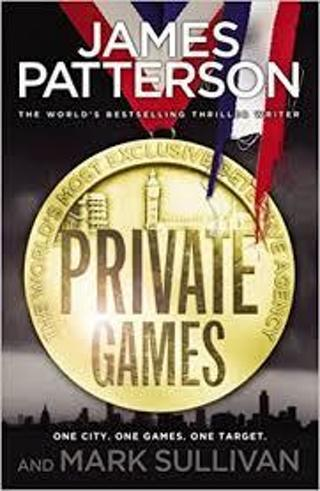 Private Games (Private #4) by James Patterson(TPB/GFC) #LLP12LB