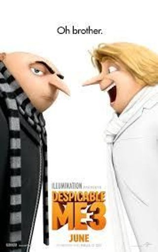 *ONLY ONE* Despicable Me 3 *DIGITAL HD CODE ONLY* *ITUNES NOT INCLUDED*