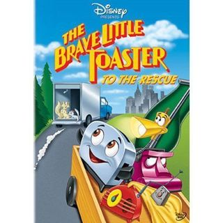 Disney's THE BRAVE LITTLE TOASTER TO THE RESCUE DVD