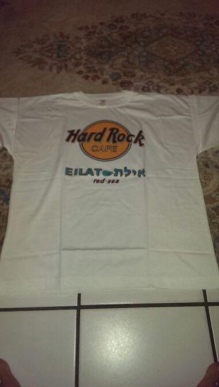 Hard Rock Cafe Eilat Israel