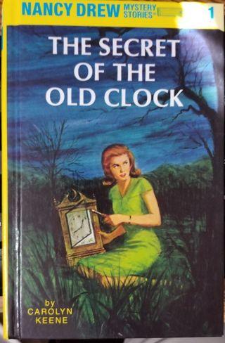 "Nancy Drew "" The Secret of the Old Clock"""