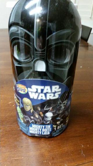 Star wars mighty Beanz new