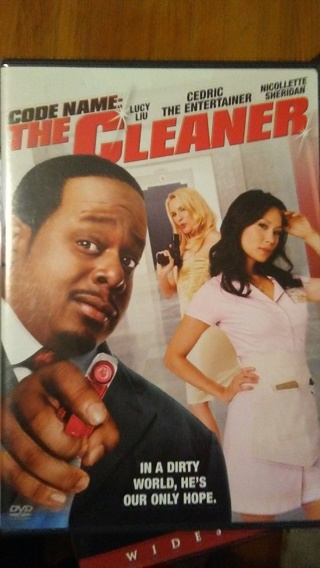 The Cleaner, DVD EUC