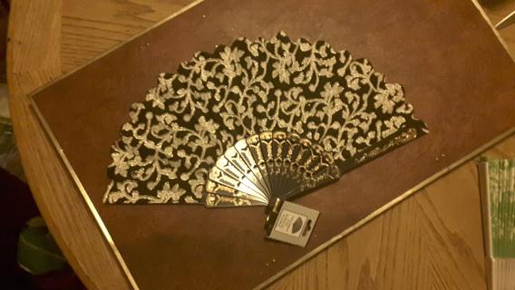 Decorative Asian Fan