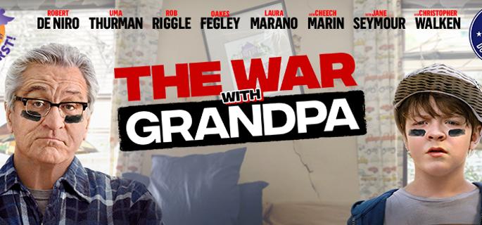 The War With Grandpa HDX Vudu Code