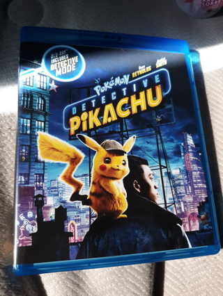 Detective Pikachu HD CODE ONLY