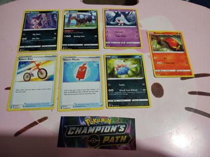 Pokemon champions path cards 2