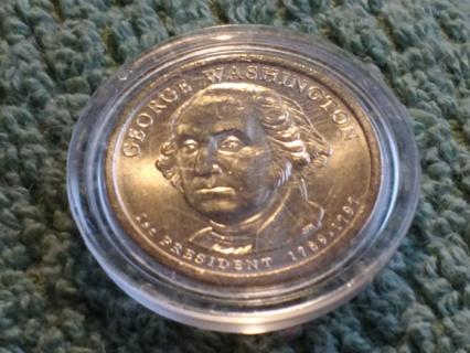 2007-P Washington Dollar