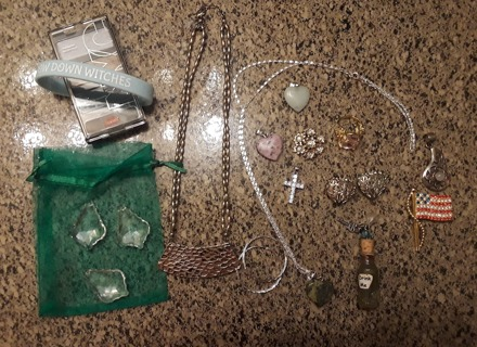 ◕‿◕**SOME NEW SOME VINTAGE**Best of the Rest Jewelry LOT FEW STAMPED TOO!!!◕‿◕~See Description~
