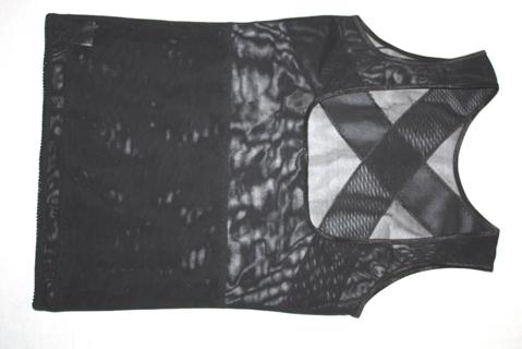 KYMARO~Body shaper Top~BLACK~XXXL